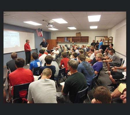 Pitching Clinic with Kevin Beirne & Tom House - Classroom Preparation